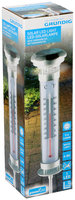 Grundig  LED Solarlamp met thermometer XL