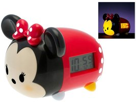 Disney Minnie Mouse Alarm Klok