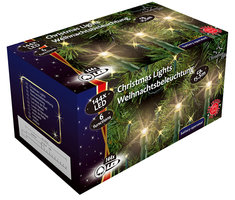 Christmas gifts LED-Kerstverlichting (144 LED's) met 6 funkties
