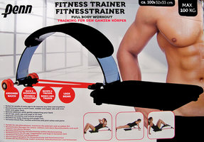 Penn fitness trainer