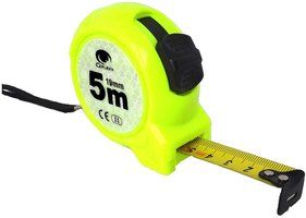Q Flexx Rolbandmaat High-Viz 5 meter-19mm